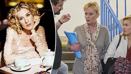 Propůjčí znovu hlas Carrie Bradshaw?