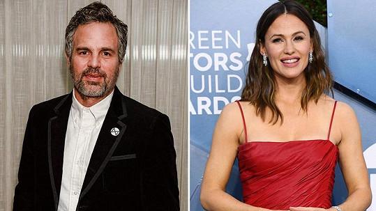 Mark Ruffalo a Jennifer Garner spolu po 17 letech znovu točí film.