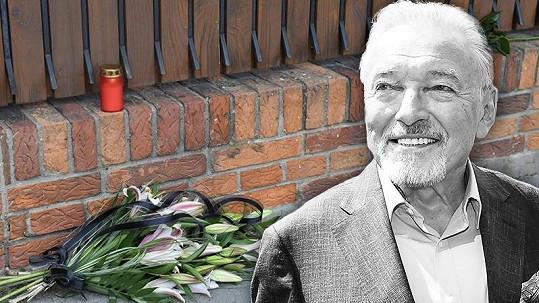Ivana Gottová zveřejnila detaily ohledně rozloučení s Karlem Gottem