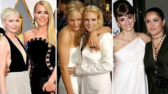 Přátelství mezi slavnými ženami