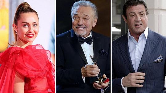 Miley, Karel i Sylvester přežili smrtelný hoax.