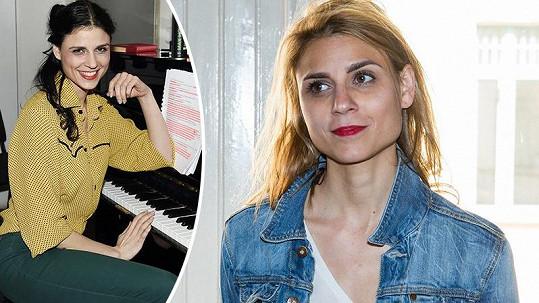 Lilian Sarah Fischerová už není brunetka.