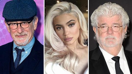 Kylie Jenner patří mezi nejbohatší americké celebrity.