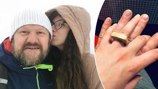 Karel Zima se bude ženit.
