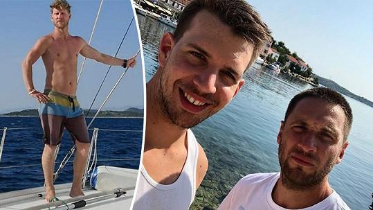Nosek, Písařík a Pecha vyrazili do Chorvatska.