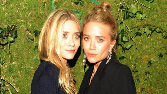 Mary-Kate a Ashley Olsen si svými výrobky znepřátelily PETU.