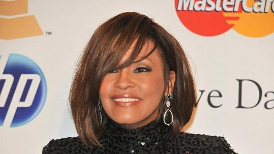 Whitney Houston zemřela ve věku 48 let.