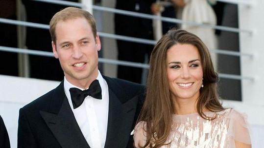 Védoda William s manželkou Kate jsou dokonalý pár.