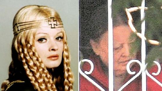 Jana Brejchová byla jednou z nejkrásnějších hereček.