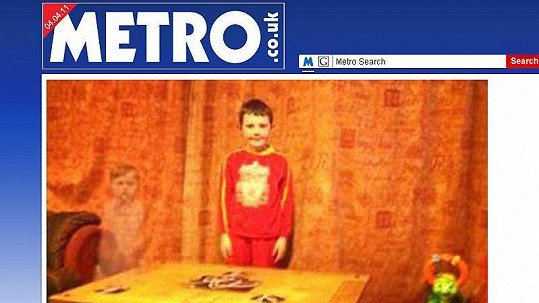 O zajímavém případu informoval britský deník Metro.