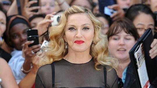 Madonna má za sebou nepříjemnou zkušenost.