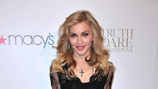 Madonna by chtěla být americkou prezidentkou.