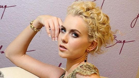 Česká Miss World Veronika Machová