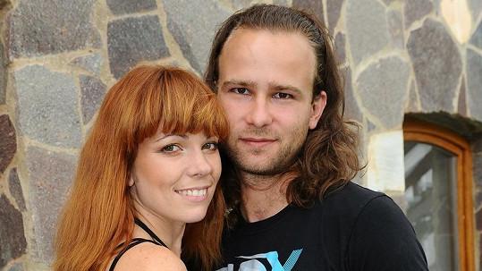 Míša Nosková a Jan Horsák se rozvádí.