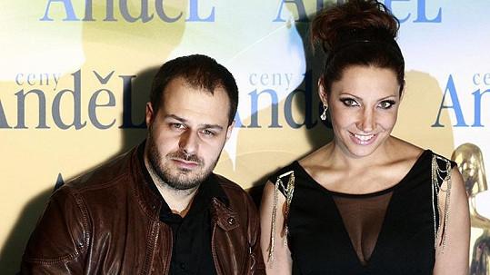 Xindl X a Olga Lounová.