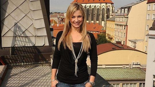 Monika Marešová.