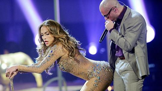 Jennifer Lopez a Pitbull.