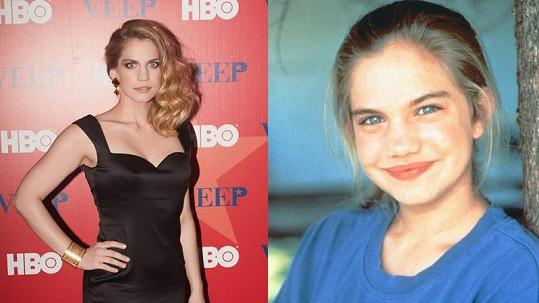 Anna Chlumsky vyrostla do krásy.
