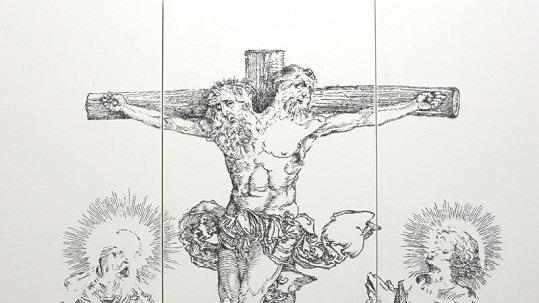 Poznali byste, že jsou tyto obrazy vytvořené ze sponek do sešívačky?