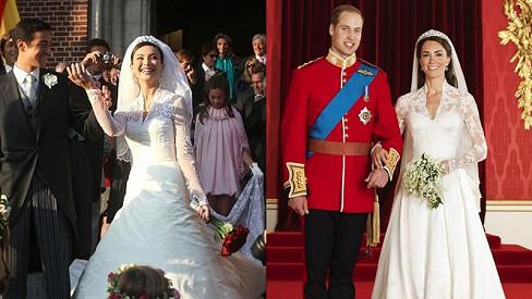 Svatebni Saty Kate Middleton Sila Slovenka Ale Jsou Jen Kopii