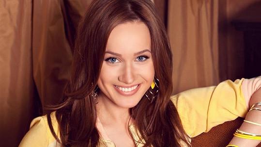 Kristína je velmi krásná.