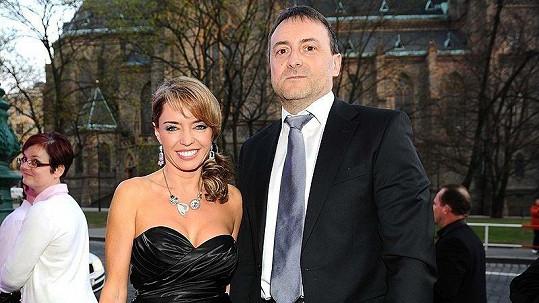 Pavlína Danková s novým přítelem na udílení cen TýTý