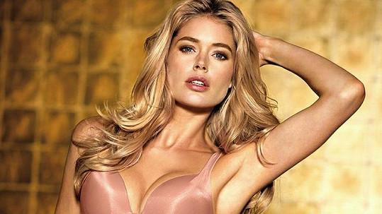 Doutzen Kroes je jednou z nejúspěšnějších modelek světa.