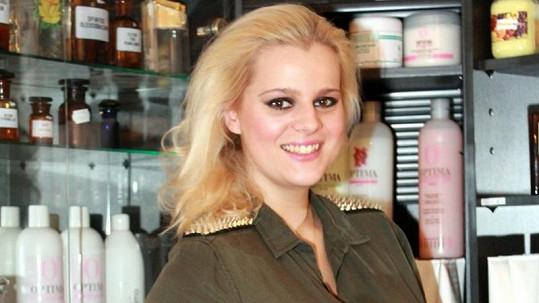 Ornella Štiková se hlásí na hereckou školu.
