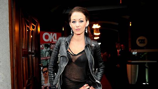 Agáta si chtěla vzít na pohřeb kamaráda Michala Peška kameru.