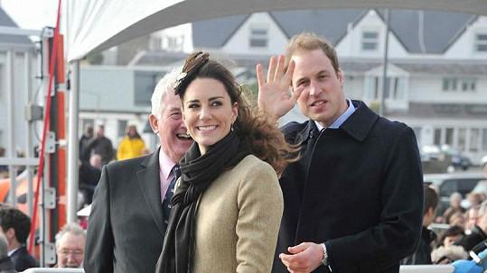 William a Catherine nechtějí být v očích Britů rozhazovačnými monarchy.