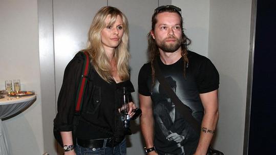 Richard Krajčo s manželkou Martinou.