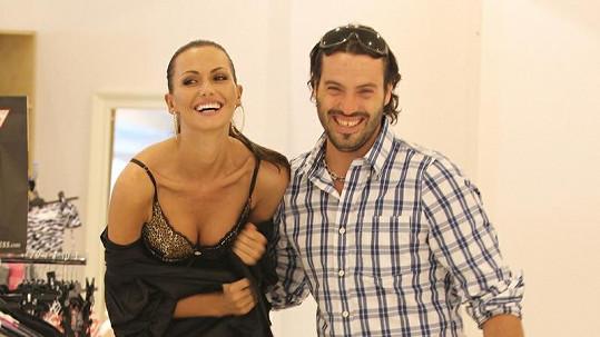 Noid a Eliška patří mezi nejkrásnější páry českého šoubyznysu.
