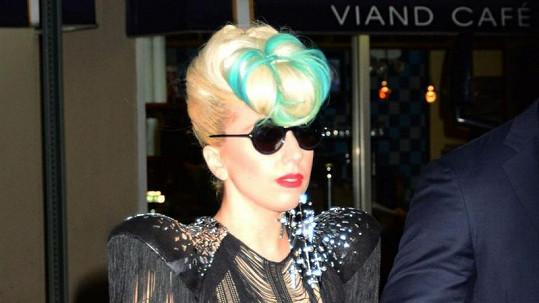 Lady Gaga nikdy nezklame.