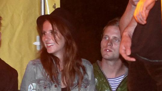 Jakub Prachař s bosenskou přítelkyní Mirnou. Podvádí ji s Agátou?