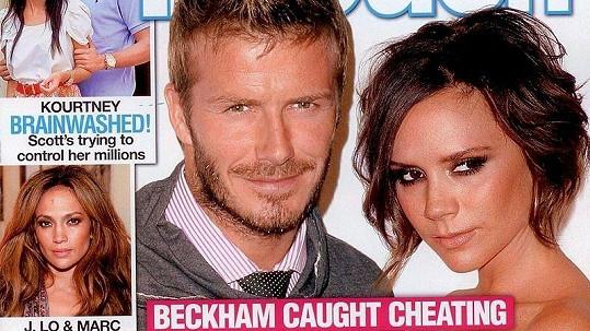 David Beckham prohrál soudní spor o odškodném.