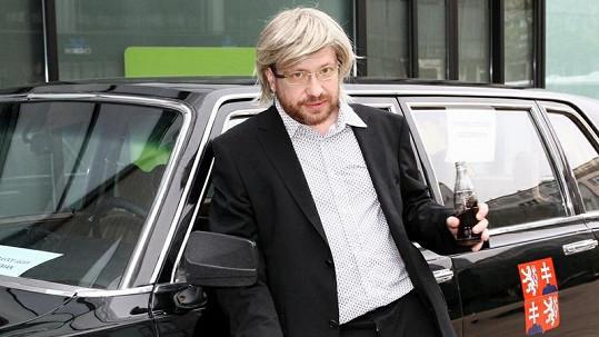 Nový mecenáš Ivety Bartošové Zdeněk Kubík.
