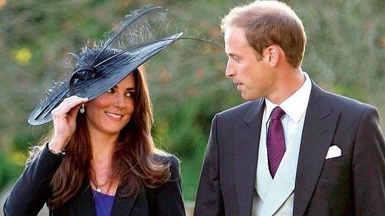 Williamovi a Catherine zřejmě překazila líbánky americká vojenská akce.