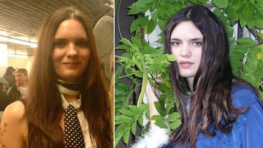Štěpánka Bučková se proměnila v krásku.