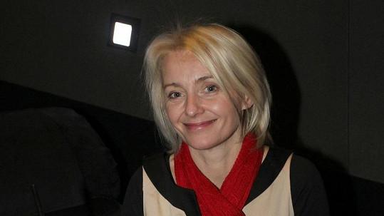 Veronika Žilková se ocitla v nemilosti Ondřeje Sokola.