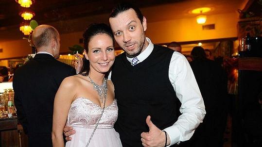 Veronika Nová a Ruda z Ostravy tvoří nový hvězdný pár.