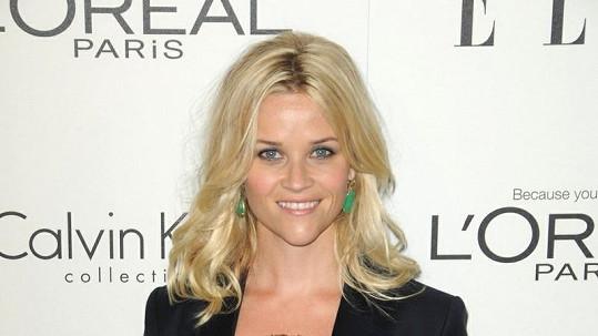 Reese Witherspoon je šťastnou maminkou.