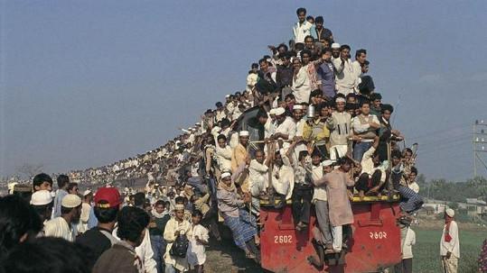 Cestování v Pákistánu.