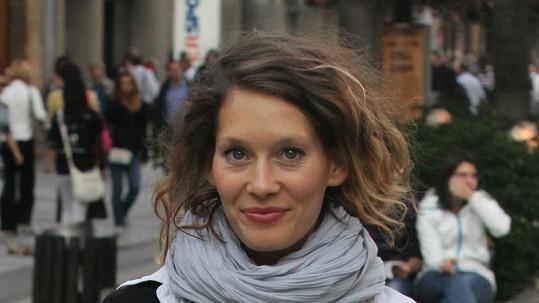 Bára Seidlová.