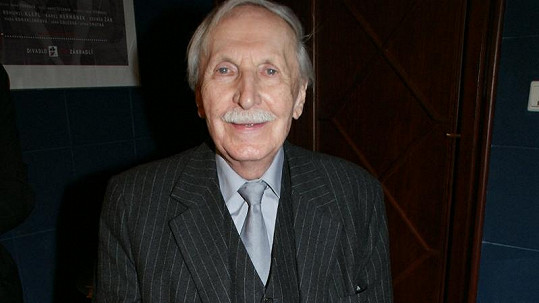 Ladislav Chudík tři roky před svou smrtí