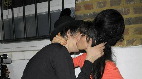Pete Doherty a Amy Winehouse.