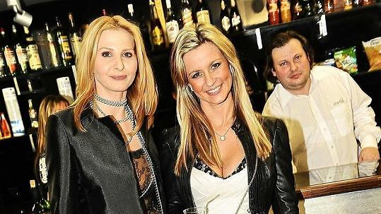 Kamarádka Ivany Gottové Monika Marešová chce také uvádět VIP zprávy.