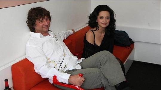 Lucie Bílá Petru Maláskovi nevěřila, jak k úrazu přišel.