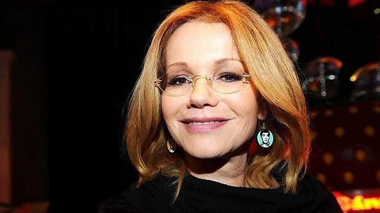 Moderátorka a herečka Jitka Asterová má pro strach uděláno.
