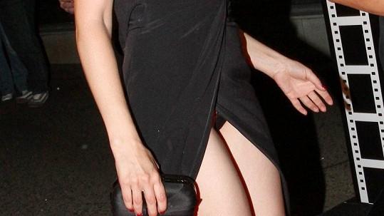 Kalhotky Kláry Issové.