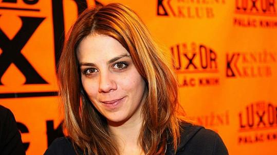 Aneta Langerová bude herečkou.